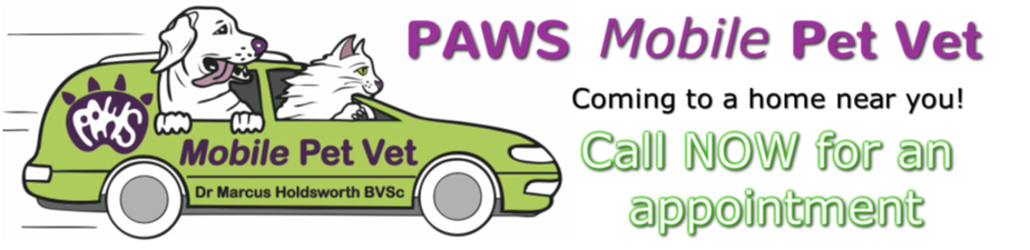 PAWS Mobile Pet Vet
